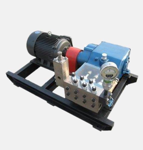 工业管道试压泵(30bar-300bar)