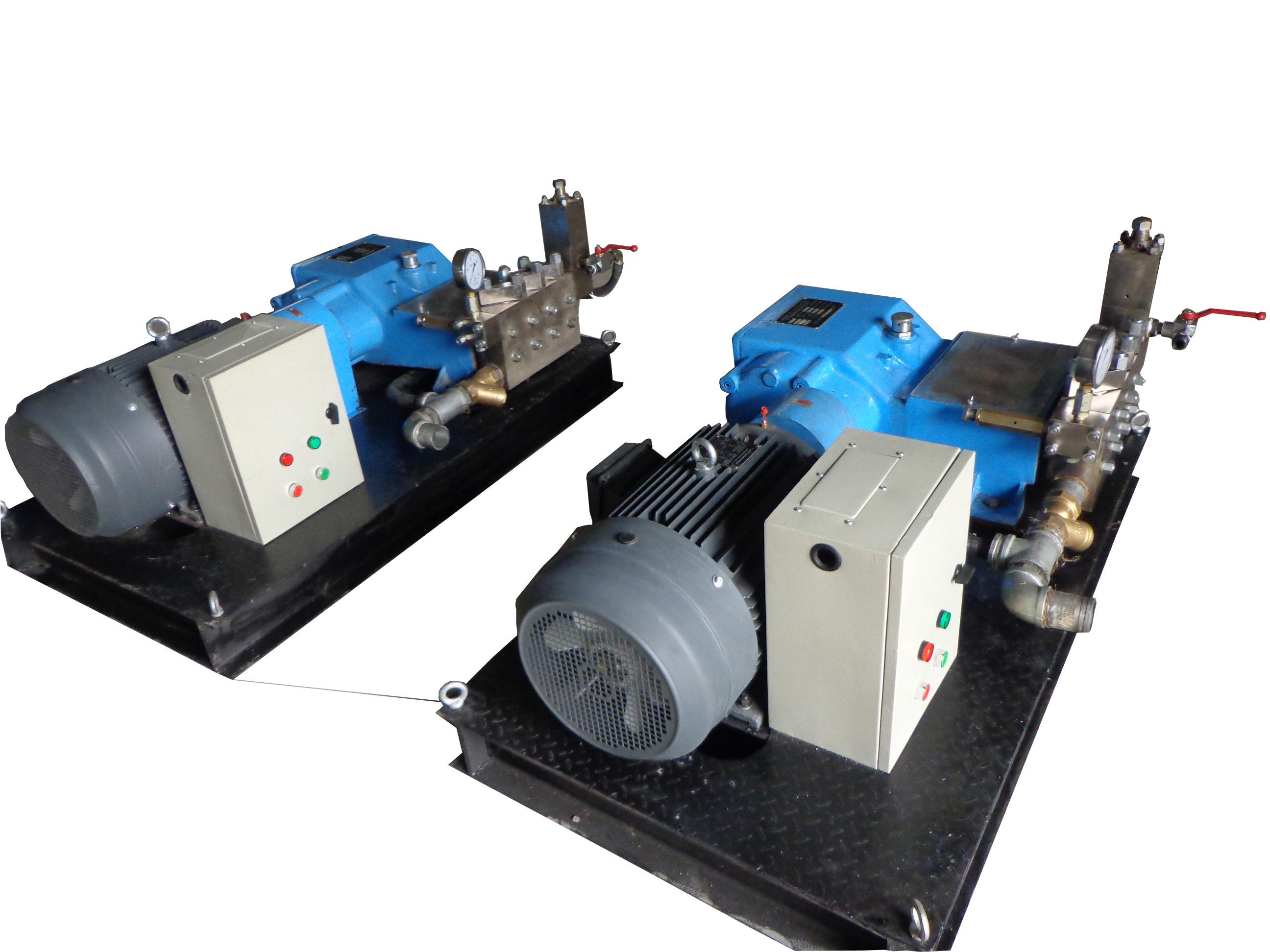 船厂管道试压泵GYB-1B系列试压泵(30bar-300bar)