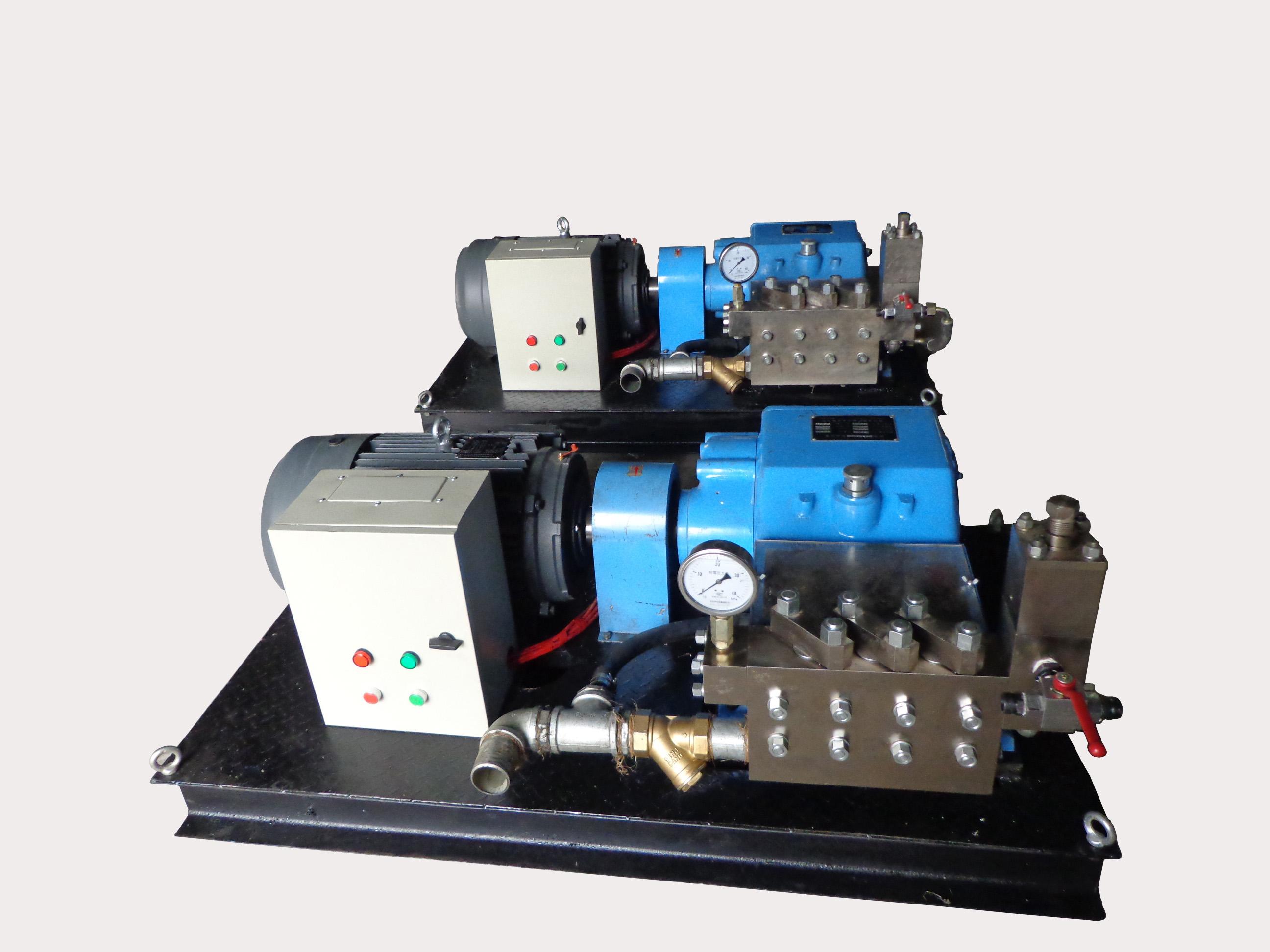 管道试压泵GYB-1B系列(30bar-300bar)