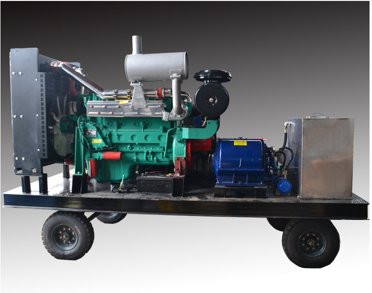 超大流量高压泵-GYB-8(0123-638L/min)