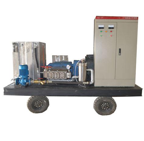 油田钻井电动试压泵