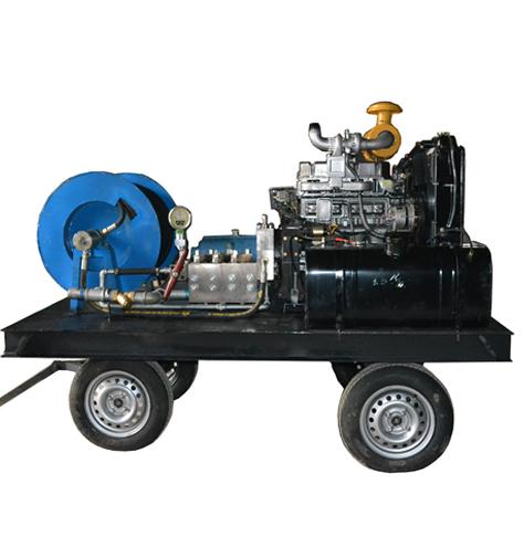 大流量工业试压泵GYB-2系列高压清洗泵