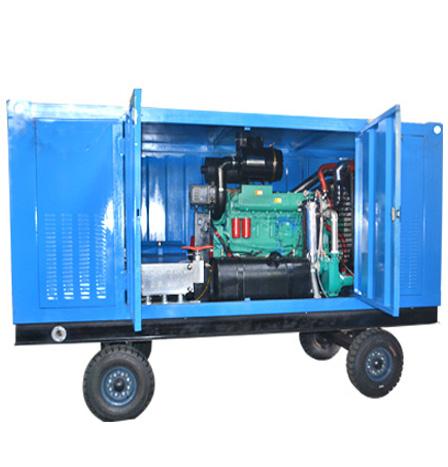 1500公斤高压水枪高压清洗机