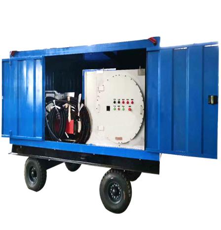 防爆型高压清洗机
