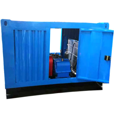 500公斤压力热水清洗机